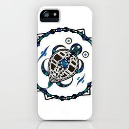 T U R T L E iPhone Case
