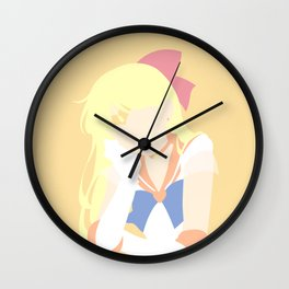 Sailor Venus Wall Clock