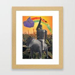 Paul Bunyon & Co.  Framed Art Print
