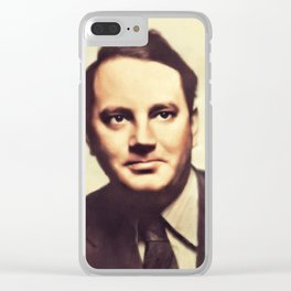 Thomas Wolfe, Literary Legend Clear iPhone Case