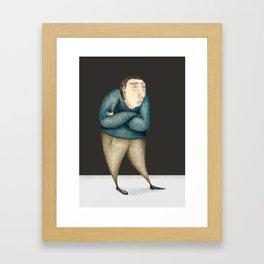Amstermannetje #1 Framed Art Print