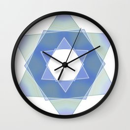 texture  and abstract background Wall Clock