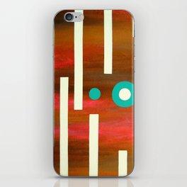 Zip Up iPhone Skin