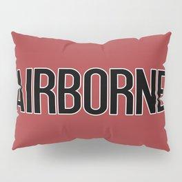 Airborne (Airborne Red) Pillow Sham