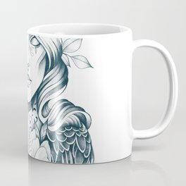 Fern lady Coffee Mug