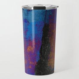 Neon Grunge 3 Travel Mug