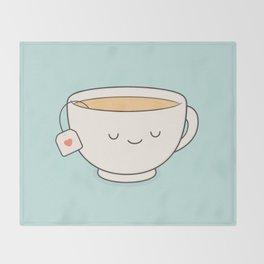 Teacup Throw Blanket