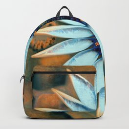 Floral abstract 2 Backpack