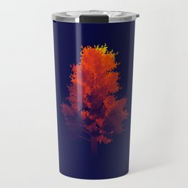 JHåland Gradient Tree Travel Mug