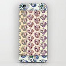 Paisley pattern iPhone & iPod Skin
