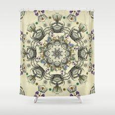 000001 Shower Curtain