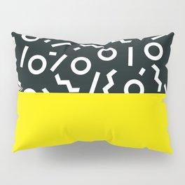 Memphis pattern 51 Pillow Sham