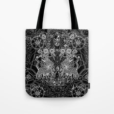 SIN OF IDOLATRY Tote Bag