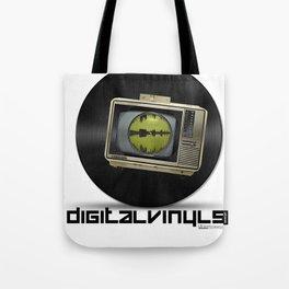 Digital Vinyls Tote Bag