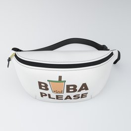 Boba Please Fanny Pack