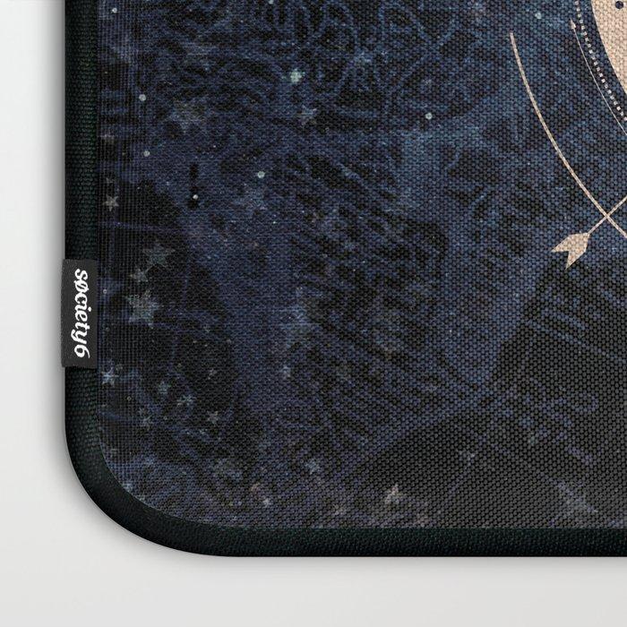Compass World Star Map Laptop Sleeve