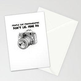 Funny Camera Photographer Photography Photo Studio Stationery Cards