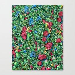 Botânica Canvas Print