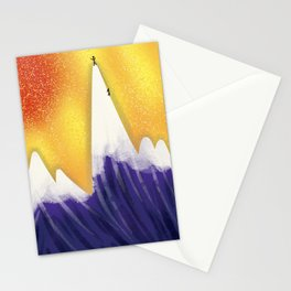 We'll Get There Together Stationery Cards