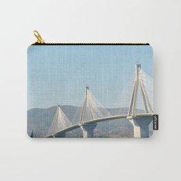 Rio Antirrio Bridge Carry-All Pouch