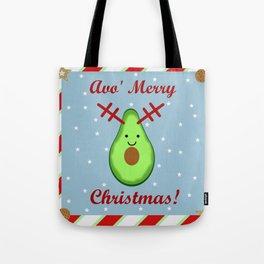 Avo' Merry Christmas Tote Bag