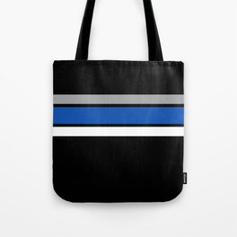 Team Colors 2...Blue,gray Tote Bag