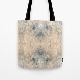 Glitch Vintage Rug Abstract Tote Bag
