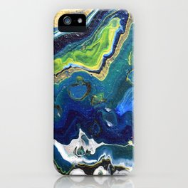 Water love iPhone Case