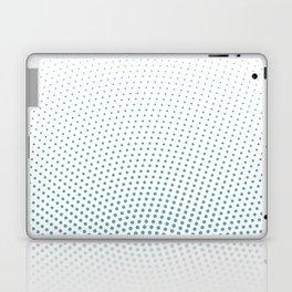 Intensive phobia: Blue Laptop & iPad Skin
