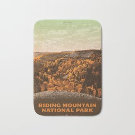 Riding Mountain National Park Bath Mat