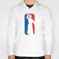 league Hoodies featuring Psycho League by dutyfreak