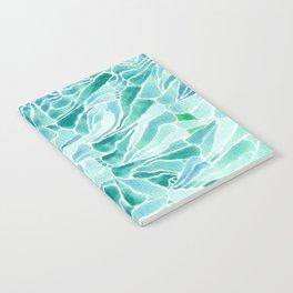 FERNING: Aqua ferns (2015) Notebook