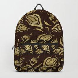 Turkish tulip pattern 6 Backpack