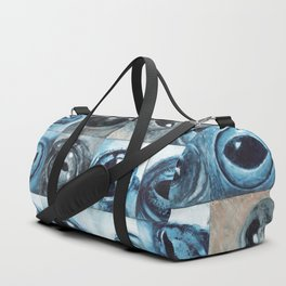 Changing eyes II Duffle Bag