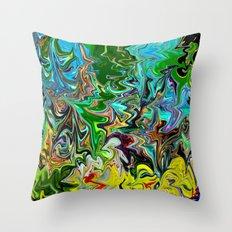 B-Dazzled Throw Pillow