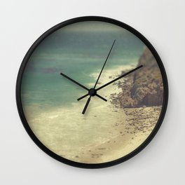 Vintage Malibu Beach Wall Clock
