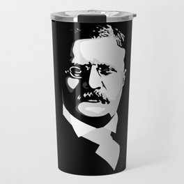 Teddy Roosevelt Travel Mug