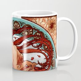 Fire Dance on the Western Front Coffee Mug