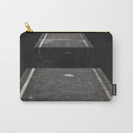 Divided Road Carry-All Pouch