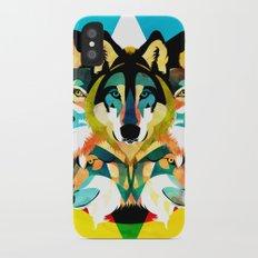 wolves Slim Case iPhone X