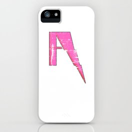 A to Z(iggy) iPhone Case