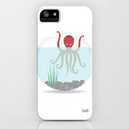 Release the Kraken! iPhone Case