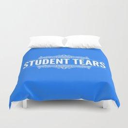 Student Tears Duvet Cover