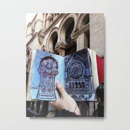 Museum at Eldridge Street Metal Print