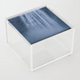 Winter at Skógafoss Acrylic Box