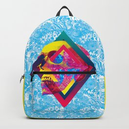 Lifeful Skull Backpack