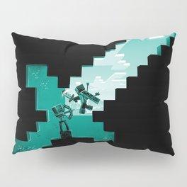 Diamond sword mine Pillow Sham
