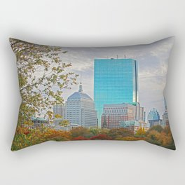 BOSTON STAND UP Rectangular Pillow