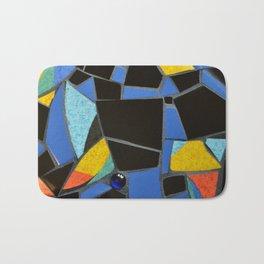 Toucan Dance Mosaic Bath Mat