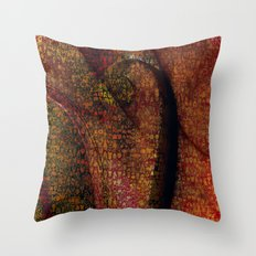 Clef Throw Pillow